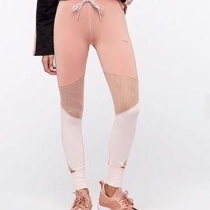 Peach puma pants 🍑